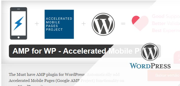 AMP no WordPress – Accelerated Mobile Pages, páginas otimizadas para dispositivos móveis