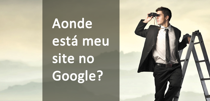 Meu site não aparece no Google, o que eu faço?