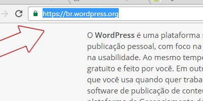 Site Oficial português do WordPress