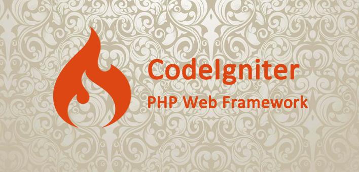 Codeigniter Framework – Introdução e um pouco mais
