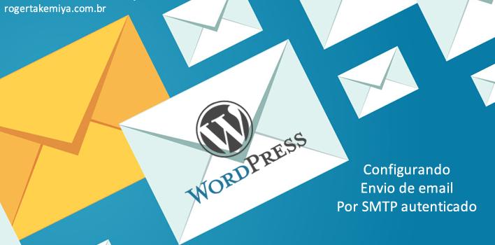 SMTP autenticado no Wordpress