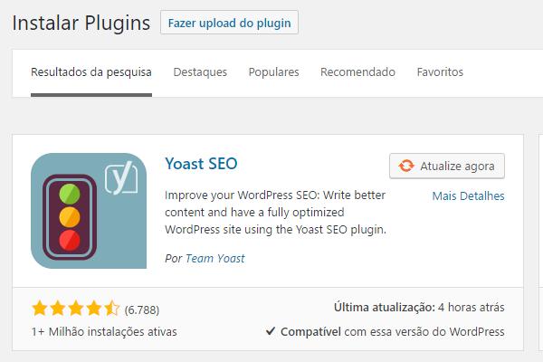 yoast seo melhorar o seo do seu site