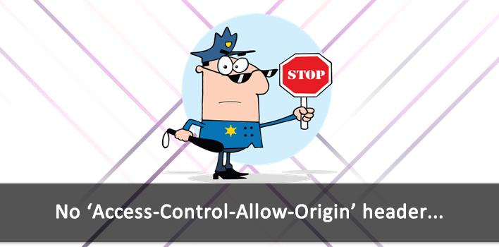 Soluções para No 'Access-Control-Allow-Origin' header is