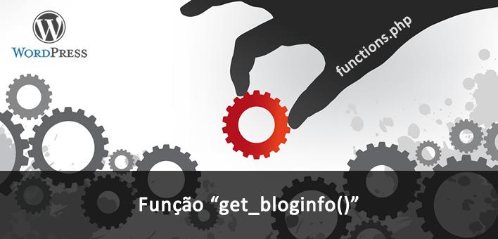 Obtendo dados sobre o WordPress com a função get_bloginfo()