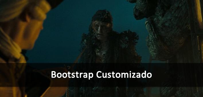 Versão Customizada do Bootstrap (reduzida)