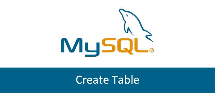 Mysql Create Table – SQL para criar uma Tabela