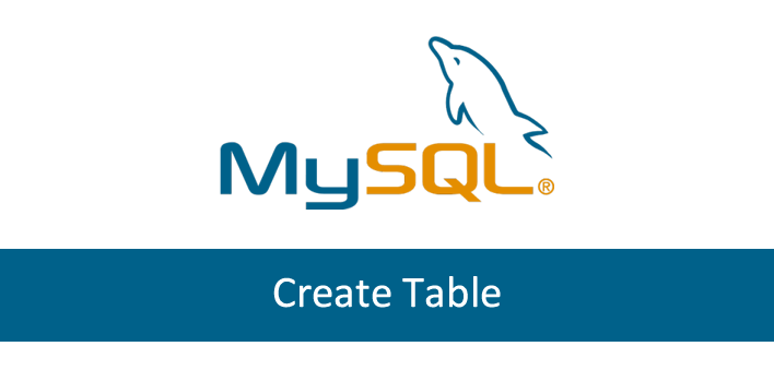 Create Table no Mysql