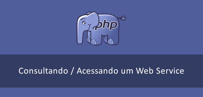 Como consultar um web service (schema soap) pelo PHP