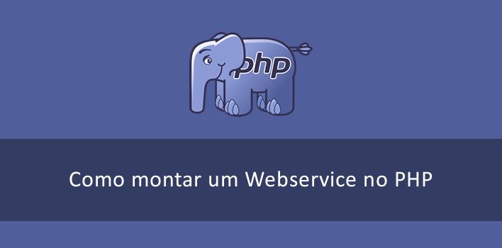 web service com o PHP