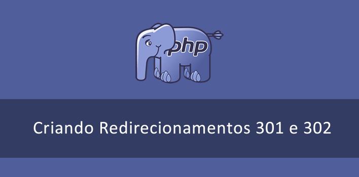 Redirecionamento no PHP
