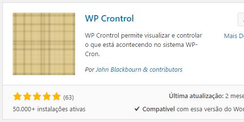 plugin wp crontrol