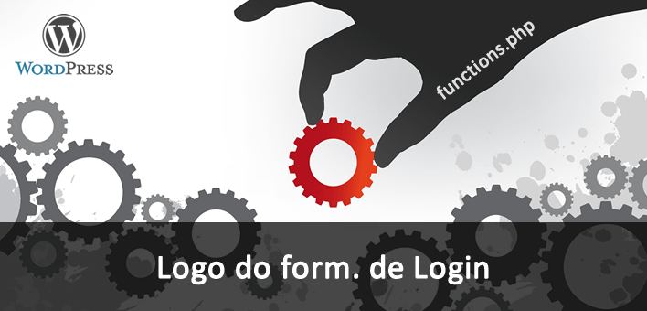 Como alterar o logo do formulário de login e wpadminbar no WordPress