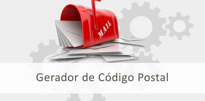ferramenta online Gerador de CEP ou Código postal