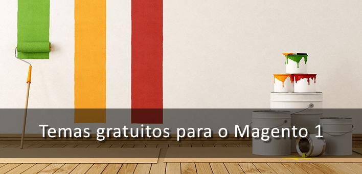 Lista com Templates gratuitos para Magento 2017- Links para download