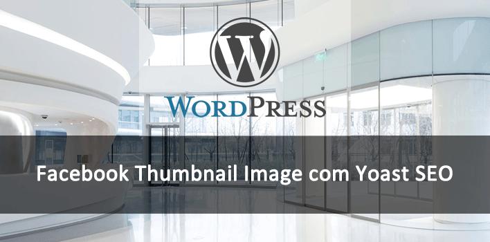 Facebook Thumbnail Image no WordPress