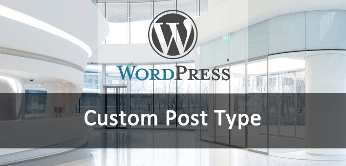 "Criando um tipo personalizado de Post ""custom post type"" no WordPress"