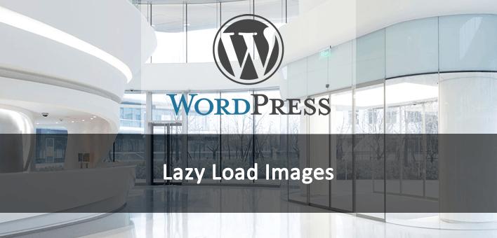 WordPress lento? Aumente a velocidade com Lazy Load Images