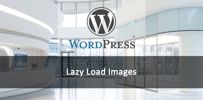 WordPress slow? Increase speed with Lazy Load Images