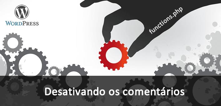 Remover comentários WordPress – Plugin para desativar
