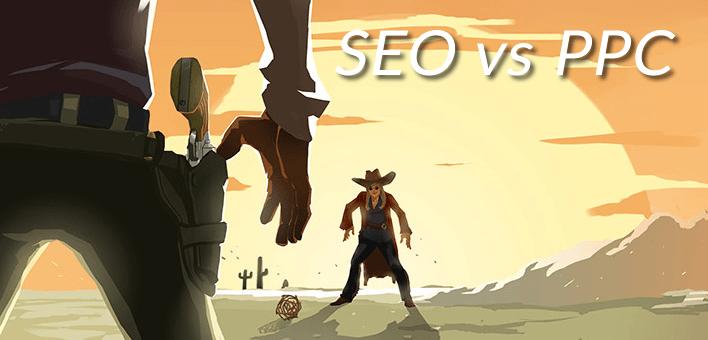 SEO vs PPC – Qual é a melhor estrategia para o seu negócio?