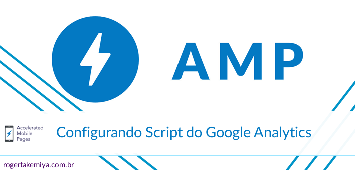 Configurando Script do Google Analytics nas páginas AMP