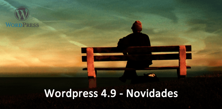 Wordpress 4.9 novidades
