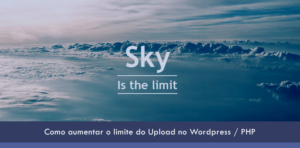 Wordpress - exceeds the file size limit for submitting this site.